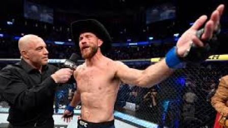 【UFC246】牛仔的八角笼采访