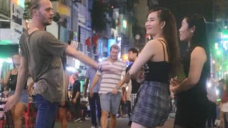 要生菜吗?在越南旅游被美女这么问,答应的话下场会很惨!