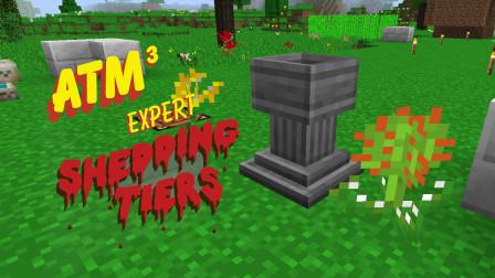 我的世界《All the mods 3 专家版 Ep7 植物魔法》Minecraft多模组生存实况视频 安逸菌解说