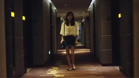 失足少妇被迫去酒店接客,乘机逃窜后变态男狂追