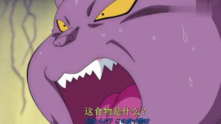 龙珠:破坏神也不过是个乡巴佬,竟连泡面都没吃过