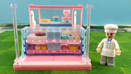 2020新年蛋糕店开业了,各种美味的蛋糕真好看,喜欢吗?
