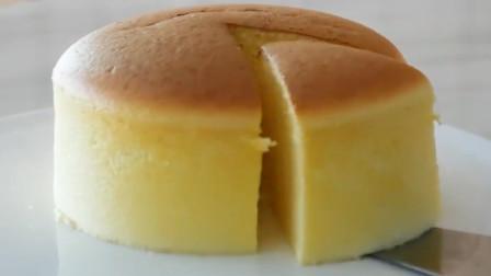 鸡蛋糕这样做,天天吃都不腻,香甜松软有营养,比蛋糕好吃多了