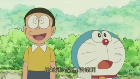 《哆啦A梦》哆啦A梦和大雄要投宿的云游旅馆也太破烂了吧!