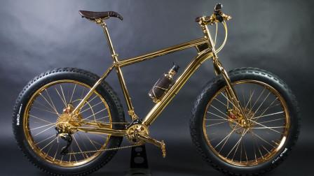 3个最贵的特殊豪车,666万一辆的自行车,比超跑还贵