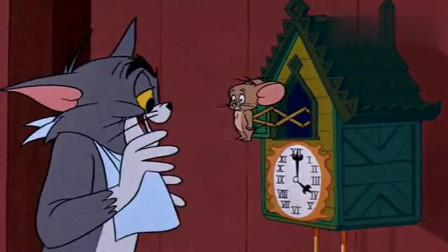 猫和老鼠:汤姆属实有点憨,不直接吃了,非得玩点花的