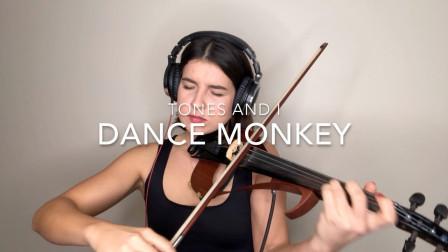 超好听的《Dance Monkey》小提琴曲
