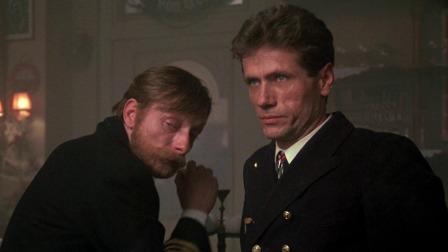 艇长海恩里希明白他所担任指挥的潜艇,并不能完全负起战