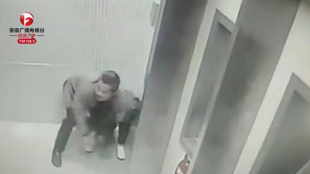 监拍:女子ATM机前遭持刀抢劫,教科书式反抗