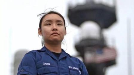 此人放弃中国国籍,在美舰上干累活,曾代表美国向我国海警船喊话