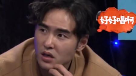 黄晓明演唱《丑八怪》全程跑调,阮经天惊讶的表情,我笑了一整天