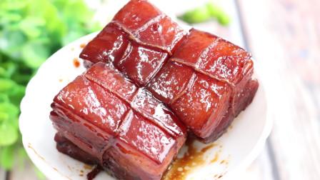 年夜饭上的硬核菜,晓胖教你做东坡肉,软烂多汁,肥而不腻太香了