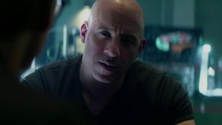 范迪塞尔化身喋血战士上演空中肉搏,又一部好莱坞超英大片确认引进