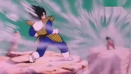 孙悟空为了更强,疯狂提升吼叫声,瞬间突破三倍界王拳,厉害!