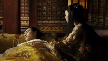 来自唐朝的禁忌之恋,刘烨,巩俐表面上是母子,实际上是地下情人