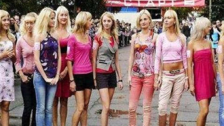 大量乌克兰美女来浙江, 语言不通的她们从事什么行业?不敢相信!