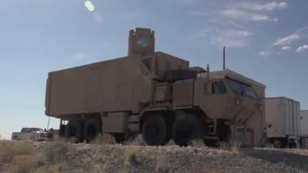 美军车载激光武器可击落导弹