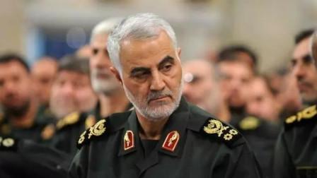 新官上任三把火,圣城旅苏莱马尼继任者称:拒绝美以针对攻击伊朗