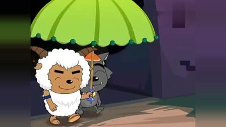 灰太狼和沸羊羊成为了好朋友,怎么做到的