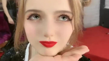 俄罗斯的美女,一个比一个好看,第一个抱走了!