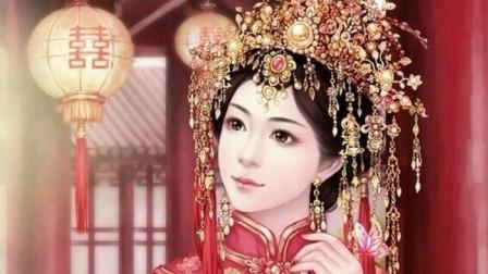 十二星座性格适合的凤冠,结婚戴上它成为全场最美丽的