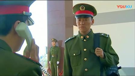 《士兵突击》许三多回702团访友被拒,竟出此招数!