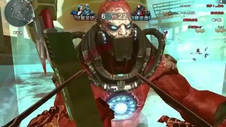 穿越火线:钢铁终结者有多强,玩家们毫无游戏体验!