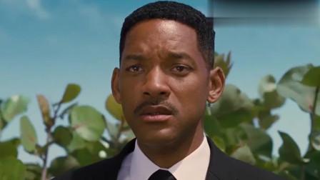 黑衣人3:J特工太惨了,穿越到60年代,看着父亲被杀死却毫无印象!