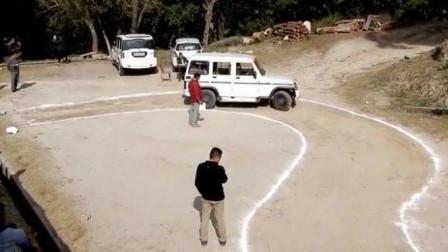 中国驾照真的太简单了?看看印度的驾照考试,才知道什么是难!