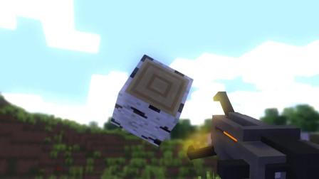 我的世界动画-反引力枪-Mr Pixel