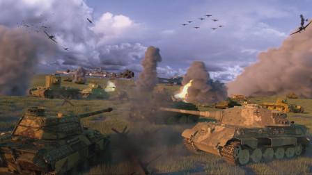 装甲军团2将在三月继续经典的战争游戏系列,3D版前线等你回归