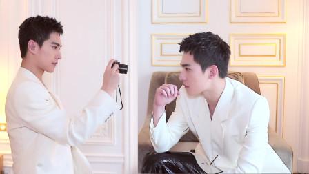 杨洋变身摄影师,为自己拍大片