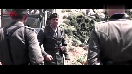 二战电影:德军强迫意军缴械还四人,意军搬出枪炮要血战到底