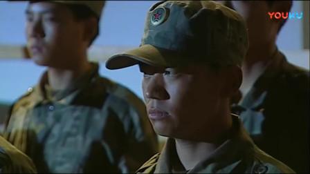 《士兵突击》特种兵就是严格,连夜训练新兵!