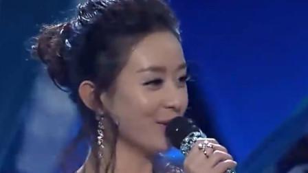 赵丽颖与张继科合唱,两个人跨界唱歌,网友:甜炸了!