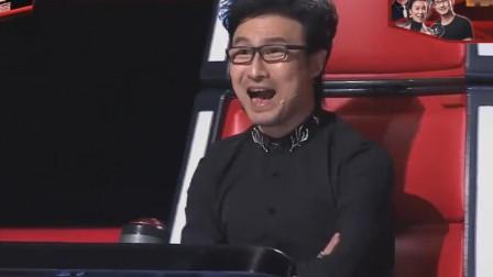 我天!汪峰做梦都没想到,9岁女孩唱他的歌竟把他都超越了