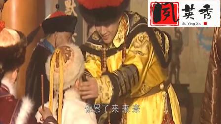 康熙王朝:顺治因为大师的一番话,对玄烨更加亲近,还让睡龙椅!