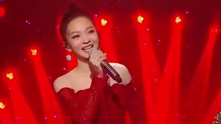 张韶涵深情演唱《追梦人》, 独特的嗓音, 唱出了太多人的心里话