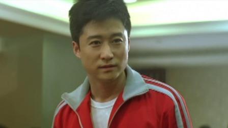 吴京打拳击对战肌肉男,放大招霸气取胜