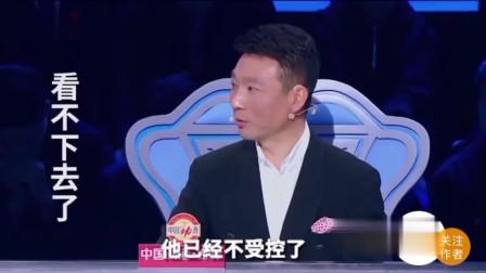 康辉:我不喜欢别人说我是小松鼠。朱广权:好嘞知道了!