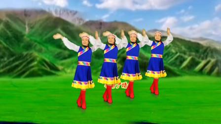 天籁炫音《牧羊姑娘》情歌为你唱 歌声飘远方 藏歌藏舞太美妙了