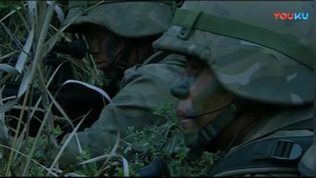 《士兵突击》许三多说不紧张,袁朗不信,还拿他以前战绩调侃他!