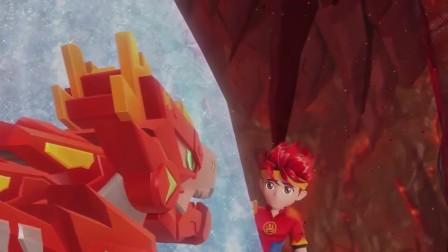 星兽猎人:星成的力量又强了,神枪同时升级,颤抖吧星兽世界!