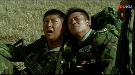 《士兵突击》班长想让许三多跑累就好,不料李梦看到许三多蹦跶,直接崩溃!