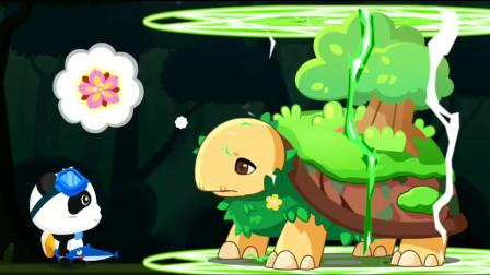 超级勇士奇奇收集彩虹花解救树神 奇妙逻辑冒险 游戏