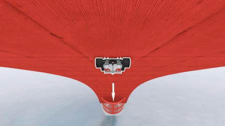 乐美解说GTA5 可以倒着壁走的F1神车 这下压力简直无视地球引力