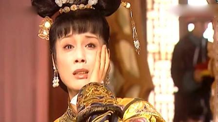 康熙王朝:容妃咆哮公堂,竟然顶撞康熙,狠狠地挨了康熙一巴掌!