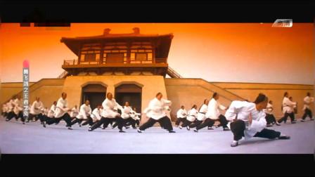 黄飞鸿之王者之风:黄飞鸿带队练拳,梁宽宣传英雄人物