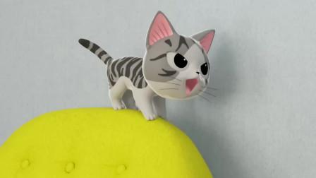 甜甜私房猫:小奇太调皮了!