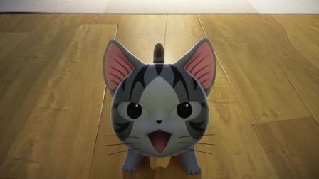 甜甜私房猫:自己玩,也可以很开心!